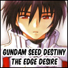 Gundam Seed Destiny The Edge Desire